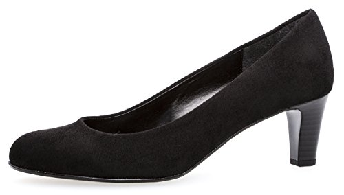 Gabor Gabor Damen Pumps , Gr.-39 EU / 6 UK, Schwarz