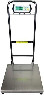 Adam Equipment CPWplus 75W Wheeled Floor Scale, 165lb/75kg Capacity, 0.05lb/20g Readability