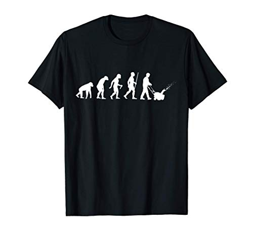 Evolution Snowblower Snowplow Winter Service T-Shirt