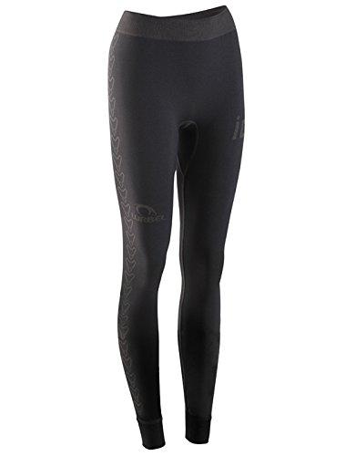Lurbel Totum Lite W Pantalon Legging, Femme, Gris – (Marengo)