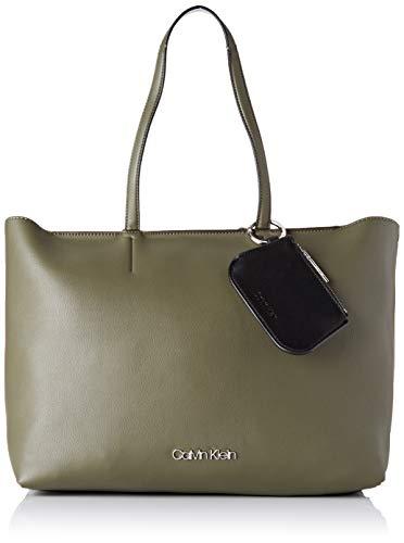 Calvin Klein dames Ck Must F19 Med Shopper schoudertas, 27x39x11cm