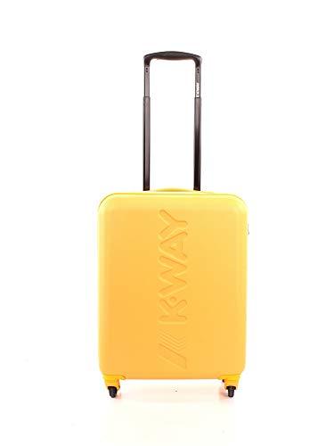 TROLLEY K-WAY K-AIR CABIN SIZE SPINNER 8AKK1G010C001 YELLOW