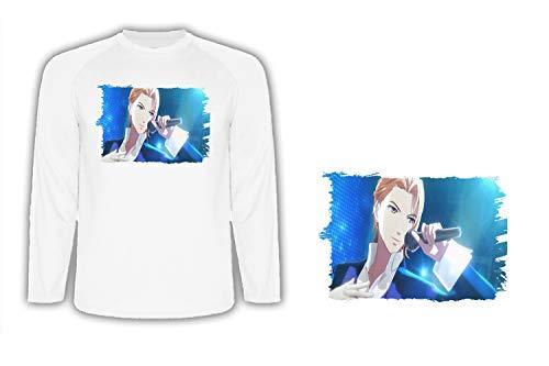 Camiseta Manga Larga Shinji ARP Back Stage Tshirt