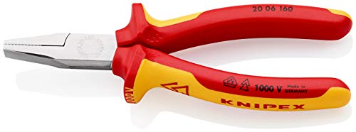 Knipex -  KNIPEX Flachzange