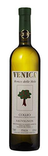Sauvignon Ronco delle Mele Collio DOC tr. 2015 Venica & Venica, trockener Weisswein aus Friaul