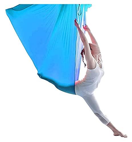 SHUHANG Sensory Swing Swing - Hamaca transpirable para niños con autismo (360 grados, color: B, tamaño: 700 x 280 cm)