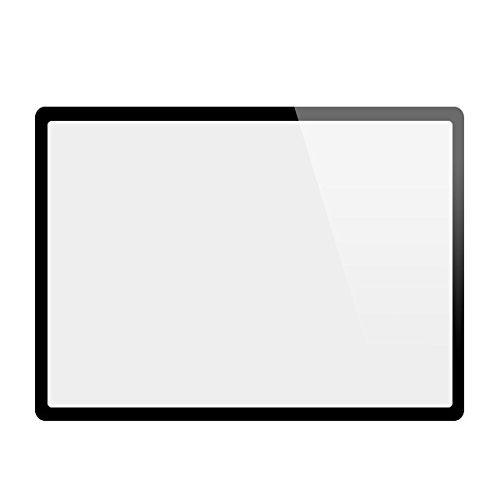 Supremery GGS Vetro LCD Screen Protector per Sony Alpha 7 II (la Quarta G) - Protezione in Vetro Reale LCD per Sony Alpha 7 II - Principio 6 Strati più Cornice Protettiva