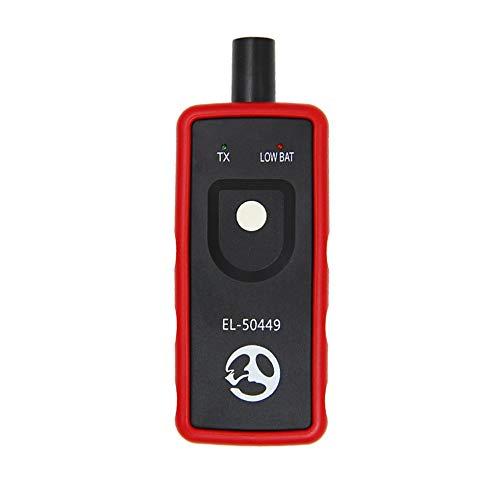 IanqAzwibvd—UK El-50449 Tpms Reset Tool Reifenmonitor Drucksensor Aktivierungswerkzeug Für Ford Rot und Schwarz