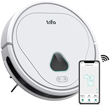 Trifo Home Robot Vacuum Cleaner Home Surveillance Robot Vacuums with AI Camera Recording 3000Pa product image
