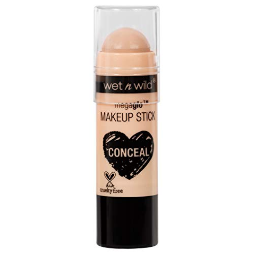 Wet 'N' Wild Megaglo Makeup Stick Concealer - Nude For Thought - 8 g