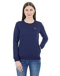 Cloak & Decker by Monte Carlo Women Casual Sweatshirt
