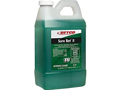 Betco 3144700 Sure Bet II Foaming Disinfectant, Citrus Scent, 67.6 Oz. -  BETCO CORP
