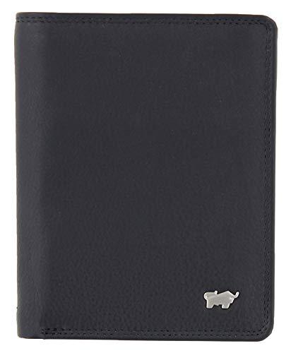 BRAUN BÜFFEL Golf Edition Geldbörse Leder 9 cm