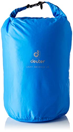 Deuter regenhoes Light Drypack 15, coolblue, 34 x 34 x 1 cm, 15 liter