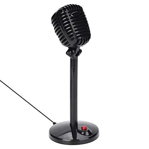 ANGGREK USB-Mikrofon, hochempfindliches USB-Konferenzmikrofon 360 ° Sound Pickup Desktop-Konferenzmikrofon