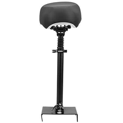 Asiento de sillín Dos resortes de amortiguación Accesorios de scooter eléctrico ajustables de alta calidad, para M, AX G30
