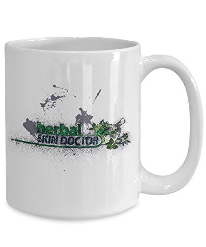 Kruiden Huid Doctor Koffiemok Cadeau voor Doctor Doctor Baby Gift Doctor Cadeau-idee Kruidendokter Gift Doctor Cadeau Ideeën Cadeau voor