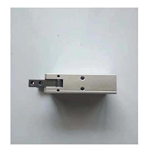 FangFang MHY2 Dedo 10D 16D 20D 25D actuación Doble Pinza neumática Cilindro neumático SMC Aluminio Abrazaderas (Color : MHZY2 10D)
