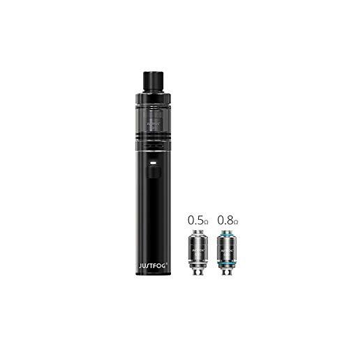 Justfog® sigaretta elettronica Kit FOG 1 Nero 1500mAh (Prodotto senza nicotina)