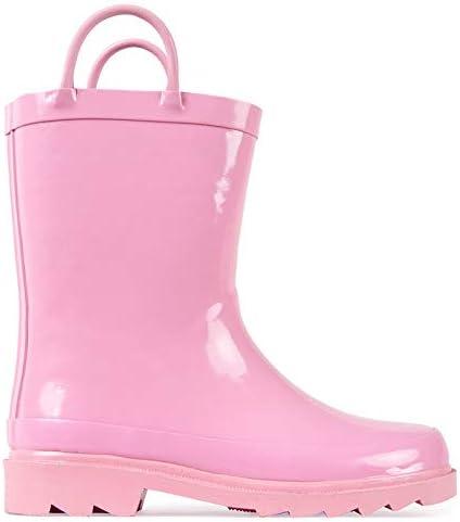 Nord Trail Mist III Rain Boots for Kids - Boys & Girls Rubber Rainboots