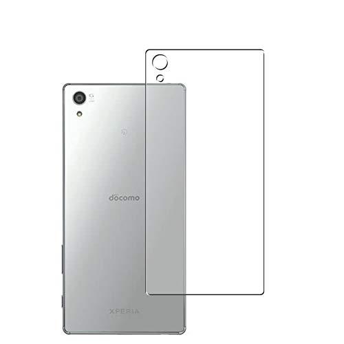Vaxson 2 Unidades Protector de pantalla Posterior, compatible con Sony Xperia Z5 Premium SO-03H [No Vidrio Templado] TPU Película Protectora Espalda Skin Cover