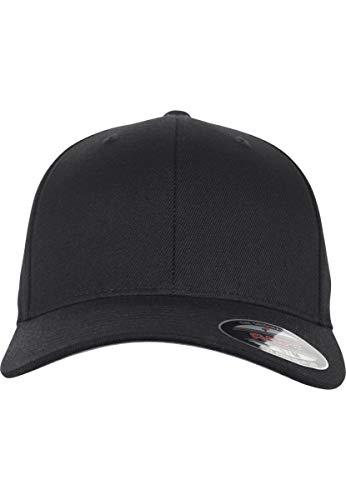 Flex fit Wool Blend Black S/M Casquette Unisex-Adult