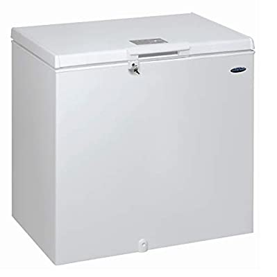 IceKing CF252W 252 Litre Capcity Large Chest Freezer White