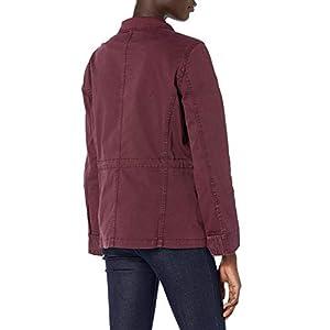 Amazon Brand – Daily Ritual Women's Military Cargo Jacket