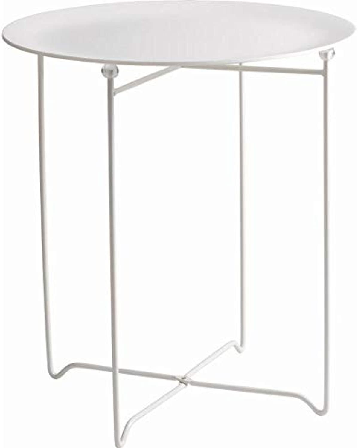 Xever Side Table - White