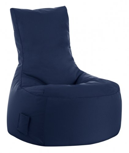SITTING POINT only by MAGMA Sitzsack Scuba Swing Jeansblau