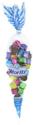 Moritz Eiskonfekt Kapseln Spitztüte, 10er Pack (10 x 200 g)