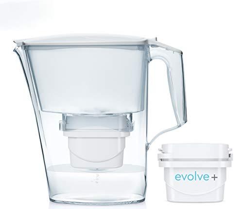Aqua Optima Título estándar-Jarra de agua Liscia + 1 1 filtro Evolve...