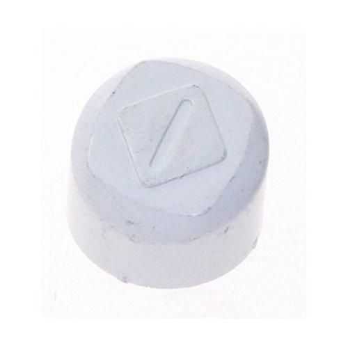 HOOVER - touche m/a ronde et blanche pour lave vaisselle HOOVER