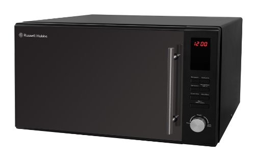 Russell Hobbs RHM3003B 30L Digital 900W Combination Microwave, Black