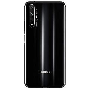 Honor 20 (Midnight Black, 6GB, 128GB Storage) - 48m AI Quad Rear Camera & Kirin 980 Processor.