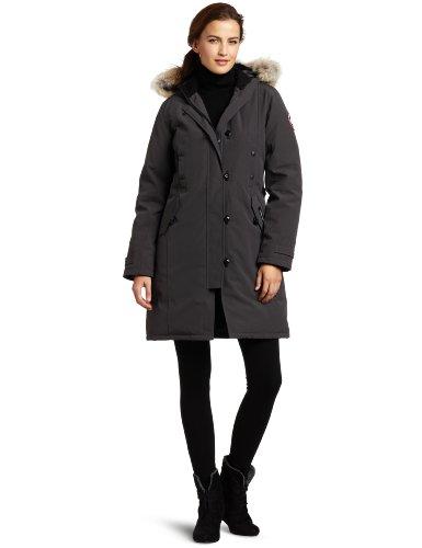 Canada Goose Womens Kensington Parka Coat