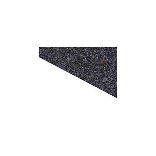 Tcentral_auto tapijt, zwart, gemêleerd, glad, zelfklevend, niet akoestisch
