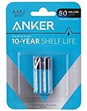 Anker AAA Alkaline Batteries 2-pack - Black