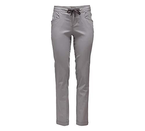 Black Diamond W Levitation Capris Pantalons décontractés, Nickel, 2 Mixte