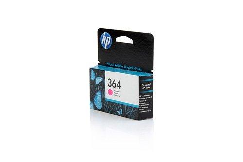 Original Tinte passend für HP PhotoSmart Premium Fax C 309 a HP 364 , NO364 , Nr 364 CB319EE , CB319EEABB , CB319EEABE , CN682E - Premium Drucker-Patrone - Magenta - 300 Seiten - 3 ml