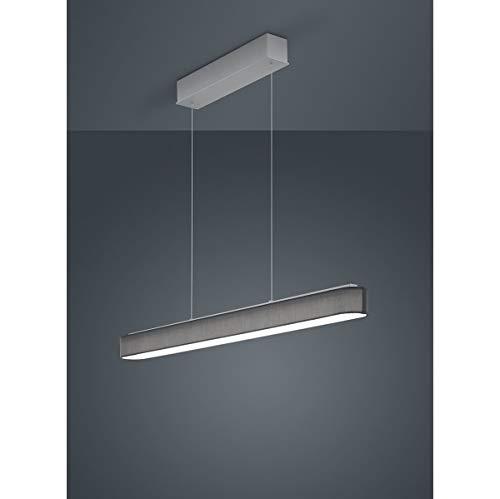 Helestra Bora Pendelleuchte Nickel LED