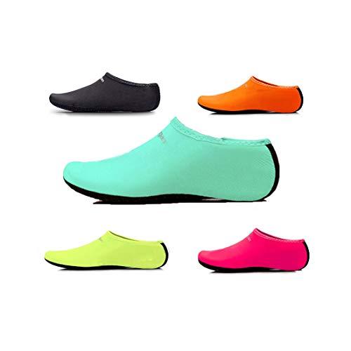 Tauchsocken Wasser Socken - Azure Erwachsene Indoor Socke Barfuß Strand Surf Tauchen Haus Pantoffel Pool EU 39-41