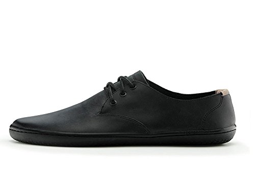 Vivobarefoot USA VIVOBAREFOOT 300040-07, Herren Niedrige Sneaker, Schwarz - Black/Hyde - Größe: 38.5 EU-40 EU D(M)