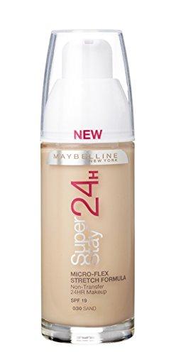 Maybelline SuperStay24H Liquid Foundation 030 Sand 30ml