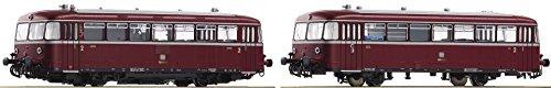 Roco 52630 H0 2er Set Schienenbus BR 798/998 DB IV