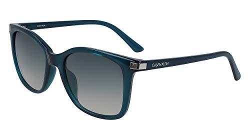 Calvin Klein 314 - Gafas de sol cuadradas para mujer (54 mm, 19 mm, 140 mm)
