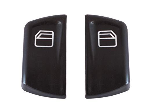 Fensterheber Schalter Taste Tasten Taster Fensterheberschalter Schalttaste Blende 2 x Vorne Links T1