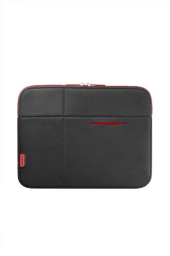 "Samsonite Airglow Sleeves Laptop Sleeve 13.3"" Trolleys para portátiles, 25 cm, Negro (Negro)"
