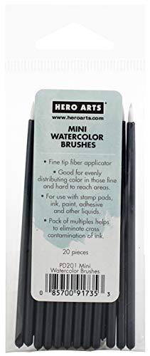 Hero Arts Mini Watercolor Brushes-