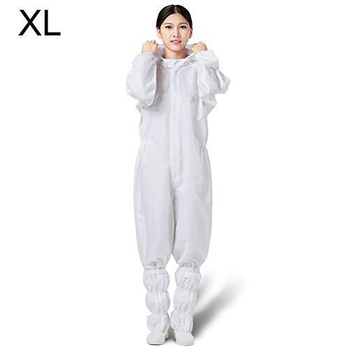 SNIIA Overall, beschermend pak meerweg waterdicht stofdicht antistatisch beschermend pak, S, M, L, XL, XXL efficiënt